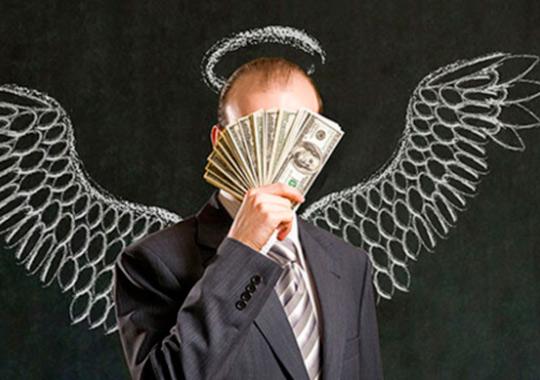 Para ser anjo será preciso pagar imposto de renda